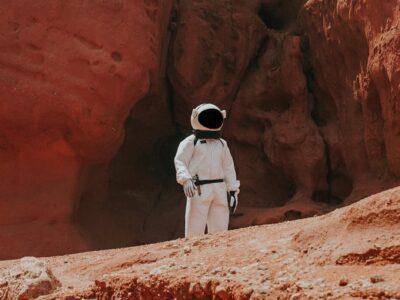 Exploração no planeta Marte