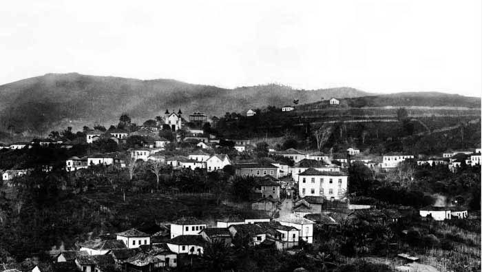 Itabira Antiga
