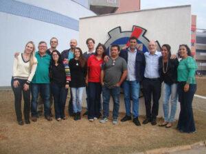 Renato e equipe