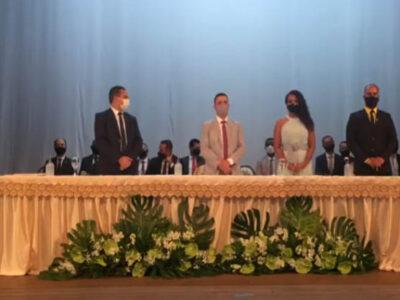 Posse do prefeito e de vereadores: promessas de dar fim à corrupção em Itabira