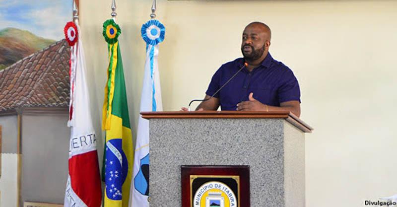 Superintendente Marcos Alcântara representou setor cultural em reivindicação aos poderes Executivo e Legislativo de Itabira