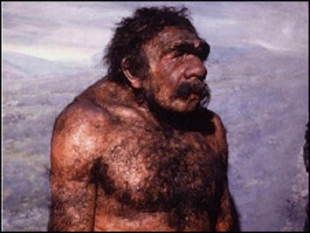 Homo Neandertal não teve o mesmo processo de desenvolvimento e caiu no esquecimento da história ou se transformou por meio do tempo