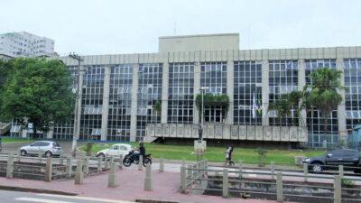 Paço Municipal Juscelino Kubitschek de Oliveira: palco do novo governo que completou 100 dias de atividades