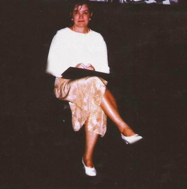 Na inauguração do novo Museu de Itabira, em 1993, Terezinha Fajardo Incerti ministrou aula inaugural