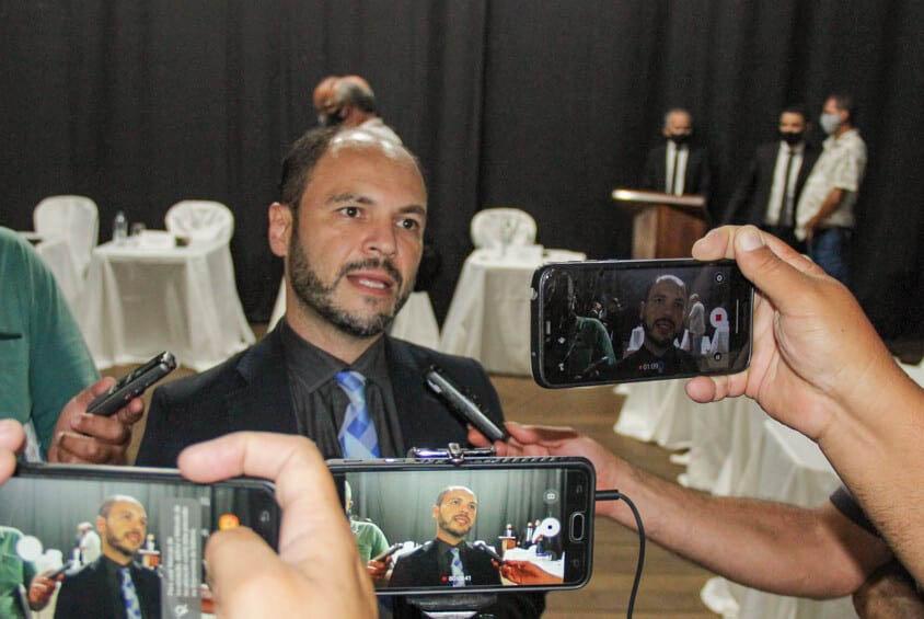 Vereador Bernardo Rosa