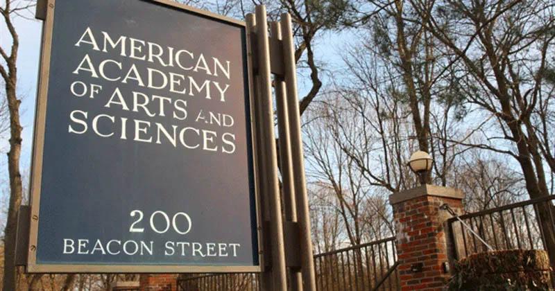 Fundada em 1780, a Academia Americana de Artes e Ciências homenageia e reúne líderes de todos os campos da atividade para ressaltar novas ideias (Crédito: Reprodução/Redes Sociais)