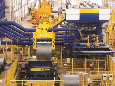 Fábrica da Gerdau: empresa vai sair dos mercados europeu e asiático com medo de desaparecimento