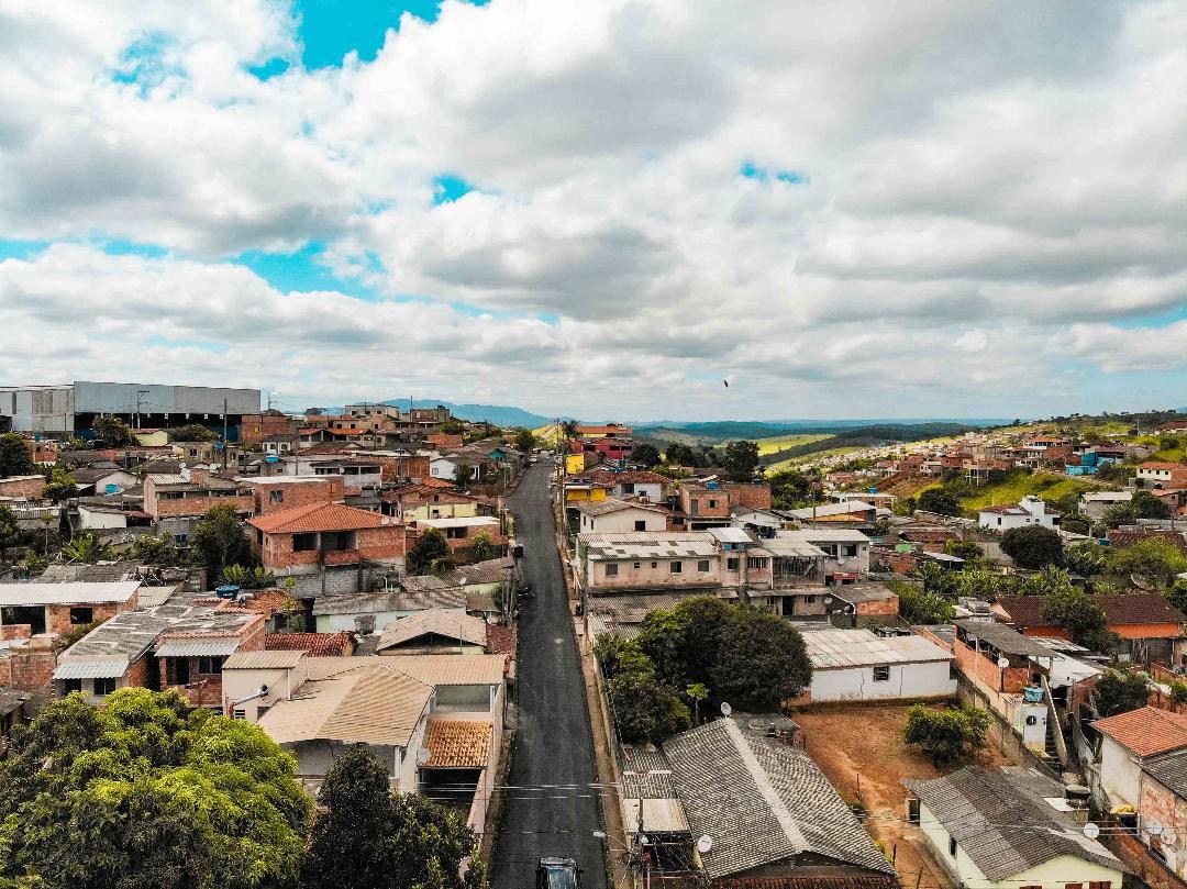 Cidade recebe obras intensas de asfaltamento em atendimento a reivindicações e aplicação no planejamento de metas estabelecidas (Foto: ACPMSB)