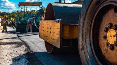 O trabalho não cessa enquanto durar demandas, garante a Secretaria de Infraestrutura e Urbanismo de Santa Bárbara