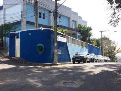 Sede do SAAE em Itabira, no Bairro Pará