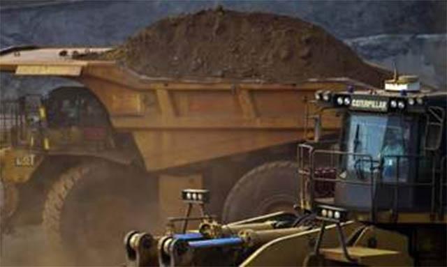 Mercado do minério de ferro em alta não significa que um superciclo, é volátil, diz presidente