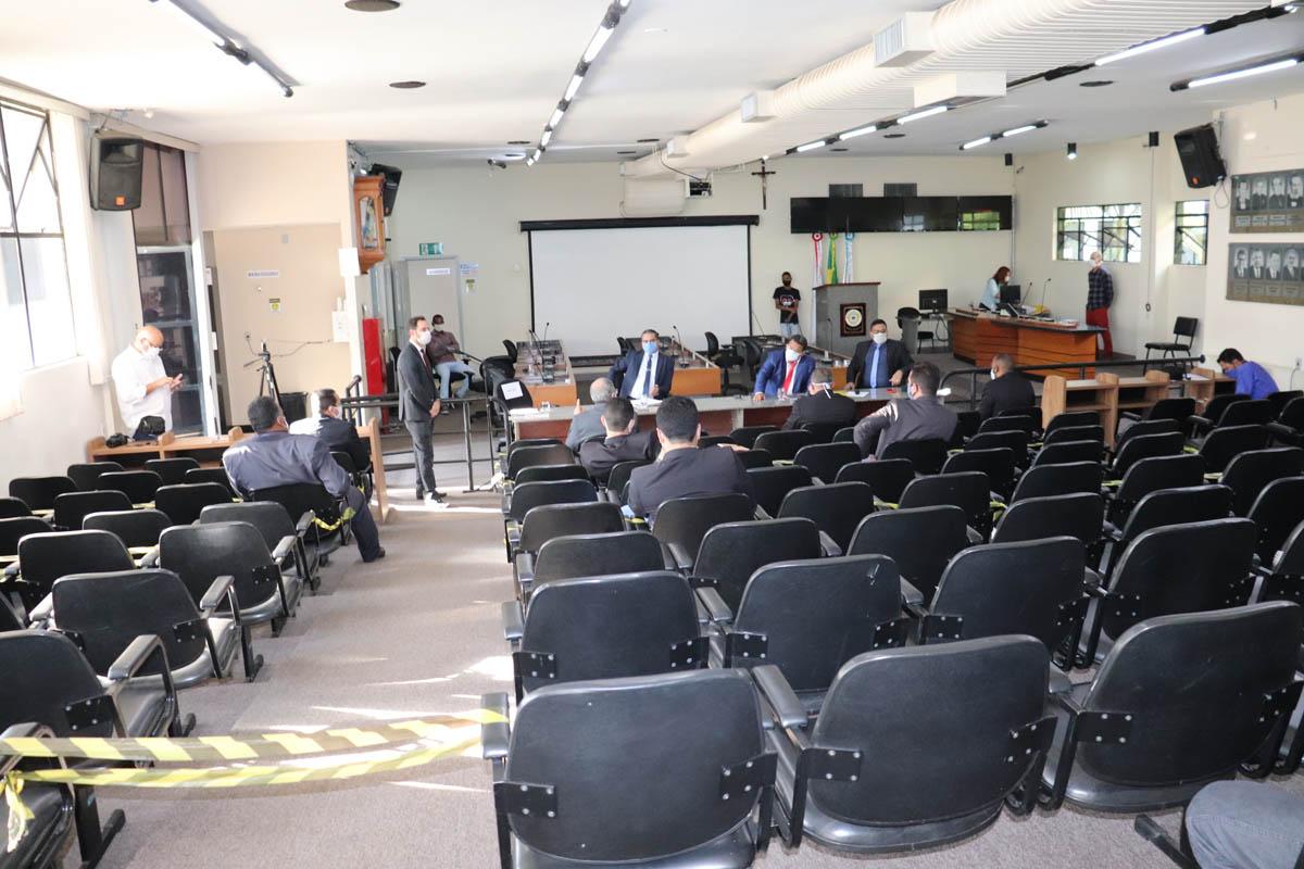 """Apesar da Onda Verde que Itabira segue, presidente Weverton """"Vetão"""" mandei restrições e não permite a presença de público externo"""