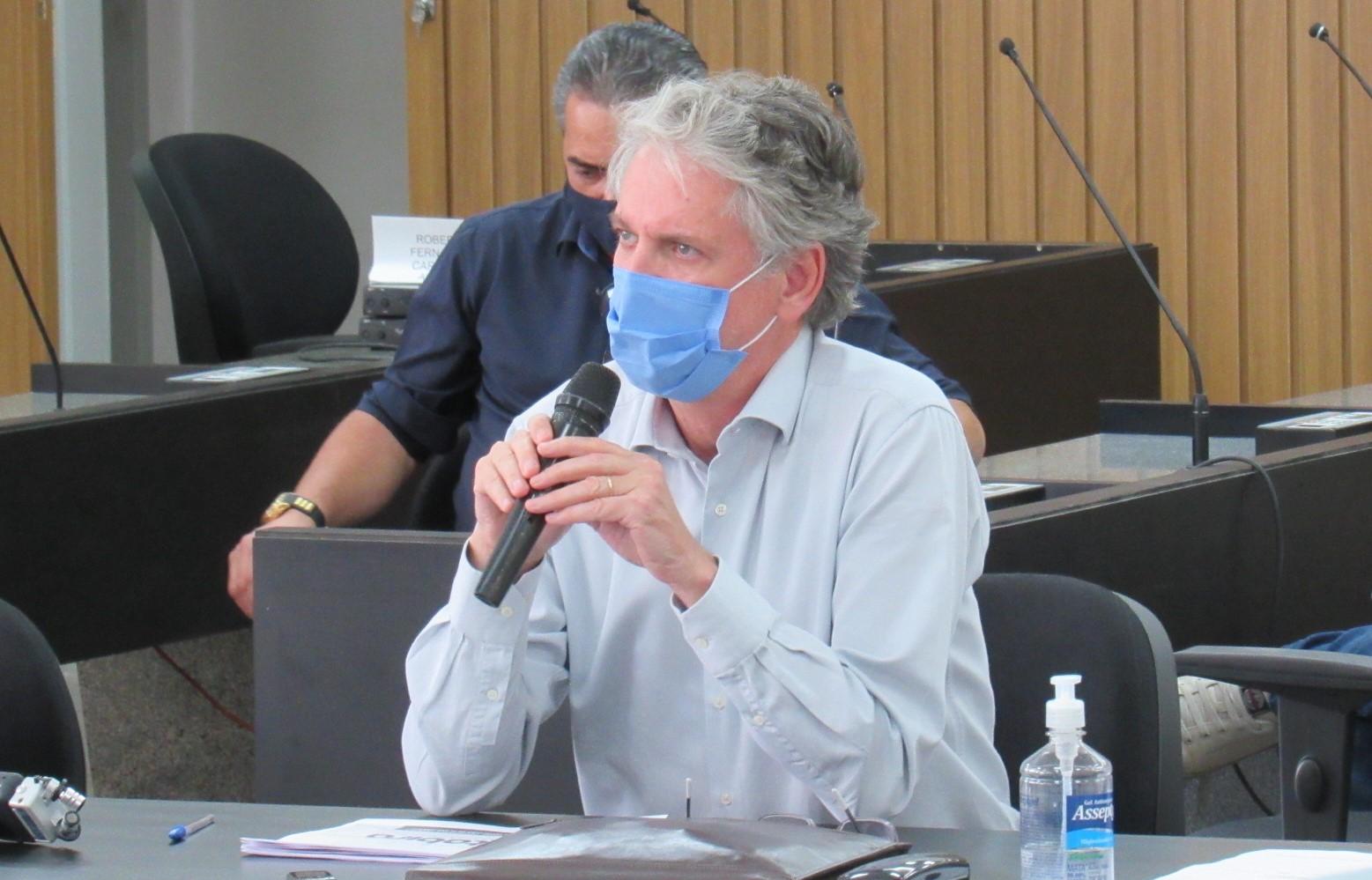 Secretário de Obras, Transporte e Trânsito falou sobre carência dos bairros de Itabira