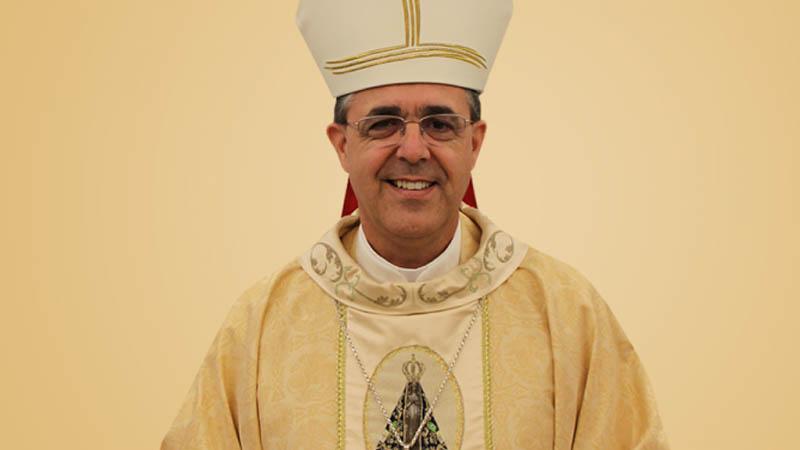 """Bispo da Diocese Itabira-Coronel Fabriciano Marco Aurélio Gubiotti: """"Dom Mário foi um homem franzino em sua estatura física e um gigante na sua fé"""""""