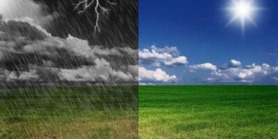 Separados por um triz diante do Universo, o frio e o calor dividem a visão do mundo e fazem cada um se sentir inquieto diante do futuro que vem aí (Foto: Divulgação)