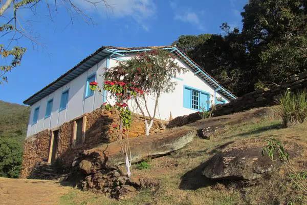 A cartuxa de Dom Viçoso em Mariana (Foto de João Lucas Ferreira Basílio/Divulgação)